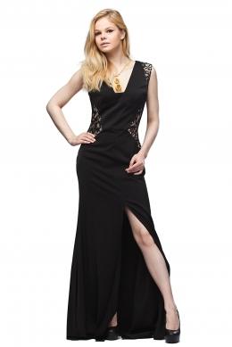 Платье длинное SU3006