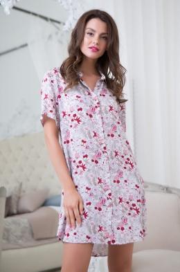 """Рубашка Mia-Mia """"Daniella"""" 16206-1"""