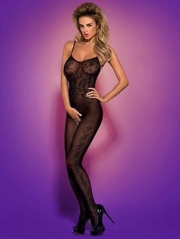 "Комбибоди ""Bodystocking"" F212 XL/XXL Obsessive"