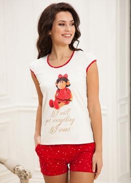 Пижама Cleo SU391-1