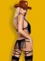 """Комплект Obsessive 832 """"Cowgirl"""" costume 5 pcs"""