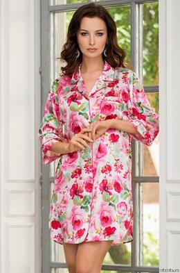 """Рубашка Mia-Mia """"Sharmel"""" 9885"""