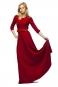 Платье длинное SU2141
