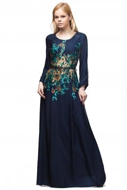 Платье длинное SU2121