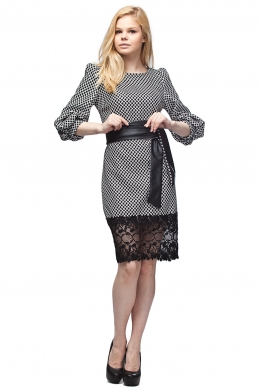 Платье SU5204
