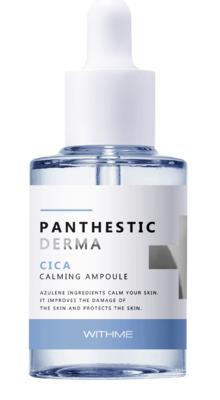 Сыворотка для лица Успокаивающая EVAS (WITHME) Panthestic Derma Cica Calming Ampoule 30 мл
