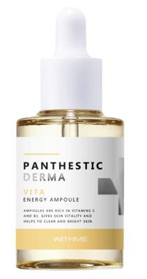 Сыворотка для лица Антивозрастная EVAS (WITHME) Panthestic Derma Vita Energy Ampoule 30 мл