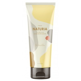 Скраб для тела Ваниль EVAS (Naturia) Creamy Oil Salt Scrub So Vanilla 250 гр