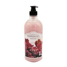 Гель для душа релакс Роза 3W CLINIC Relaxing Body Cleanser 1000 мл