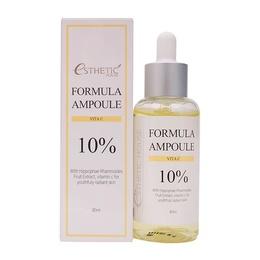 Сыворотка для лица с витамином С ESTHETIC HOUSE Formula Ampoule Vita C 80 мл