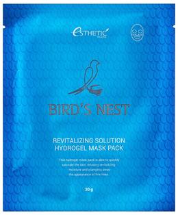 Набор гидрогелевая маска для лица ESTHETIC HOUSE Birds Nest Revitalizing Hydrogel Mask Pack 5 шт