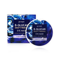 Набор патчей д/век ткан. Бета-Глюкан PETITFEE β-Glucan Deep Firming eye Mask  60 шт