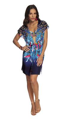 Платье-халат MAGISTRAL MARVEL 310