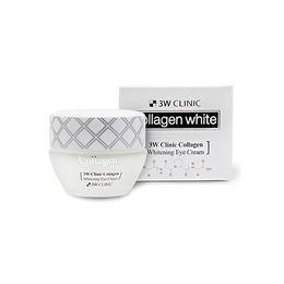 Осветление/Крем для век с коллагеном 3W CLINIC Collagen Whitening Eye Cream 35 мл