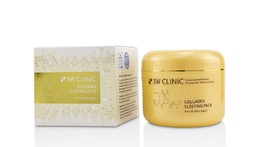 Маска для лица ночная Коллаген 3W CLINIC Collagen Sleeping Pack 100 мл