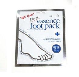 Набор маска-носочки для ног с сухой эссенцией PETITFEE Dry Essence Foot Pack 10 шт