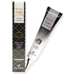Крем для век с экстрактом Черного Жемчуга 3W CLINIC Black pearl Eye Cream Whitening 40 мл
