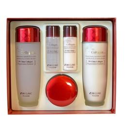 Лифтинг/Набор для лица с Коллагеном 3W CLINIC Collagen Skin Care 3 Items Set