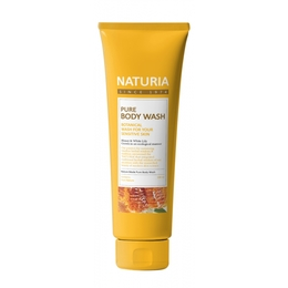 Гель для душа мед/лилия EVAS (Naturia) Pure Body Wash (Honey & White Lily) 100 мл