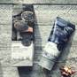 Пенка для умывания натуральная Уголь 3W CLINIC Charcoal Cleansing Foam 100 мл