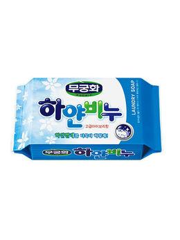 Мыло хозяйственное Отбеливающее MUKUNGHWA Laundry soap 230 гр
