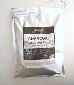Альгинатная маска для лица DR. HEALUX (CALLIA) Charcoal Modeling Mask 1 л
