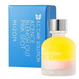 Ночное средство для лечения акне и воспалений кожи MIZON Acence Blemish Out Pink Spot 30 мл