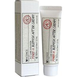 Крем от прыщей и рубцов-постакне MIZON Acence Mark-X Blemish After Cream 30 мл