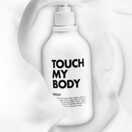 Гель для душа с козьим молоком ESTHETIC HOUSE Touch My Body Goat Milk Body Wash 500 мл
