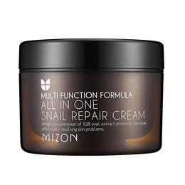 Восстанавливающий крем с экстрактом улитки MIZON All In One Snail Repair Сream 120 мл