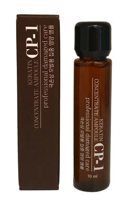 Концентрированная эссенция для волос с Кератином ESTHETIC HOUSE Keratin Concentrate Ampoule 10 мл