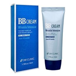BB-крем Омолаживающий 3W CLINIC Wrinkle Intensive BB Cream 50 мл