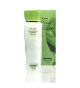 Увлажняющая эмульсия с Алоэ 3W CLINIC Aloe Full Water Activating Emulsion 150 мл