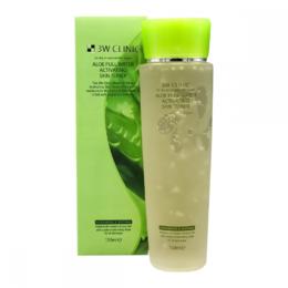 Увлажняющий тонер с Алоэ 3W CLINIC Aloe Full Water Activating Skin Toner 150 мл