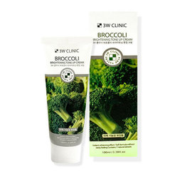 Крем для лица с экстрактом Брокколи 3W CLINIC Broccoli Brightening Tone Up Cream 100 мл