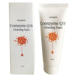 Пенка для умывания с Коэнзином NANAMUS Coenzyme Q10 Foam Cleansing 100 мл