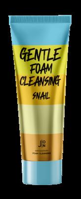 Пенка для умывания Муцин улитки J:ON Gentle Foam Cleansing Snail 100 мл