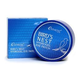 Гидрогелевые патчи для глаз Ласточкино Гнездо ESTHETIC HOUSE Birds Nest Hydrogel Eyepatch 60 шт