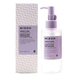 Гидрофильное масло для снятия макияжа MIZON Great Pure Cleansing Oil 145 мл