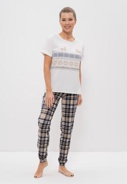 Пижама с брюками Cleo SU972
