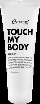 Лосьон для тела с козьим молоком ESTHETIC HOUSE Touch My Body Goat Milk Body Lotion 250 мл