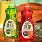 Средство для мытья посуды, овощей и фруктов Сочный Грейфрукт/ Антибактериальное MUKUNGHWA 1000 мл