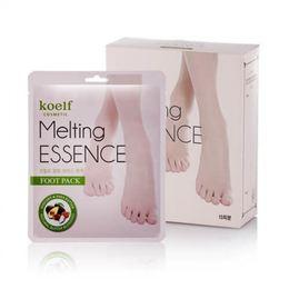 Набор маска-носочки для ног смягчающая KOELF Melting Essence Foot Pack 10 шт