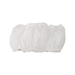 Топик с закрытой спиной Спанбонд белый 10 шт/уп.